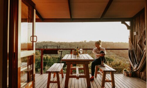 Deck - Woodlands Knysna - Dear Travallure-3